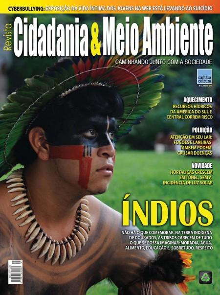 Capa da Revista Cidadania & Meio Ambiente – edição nº 51.