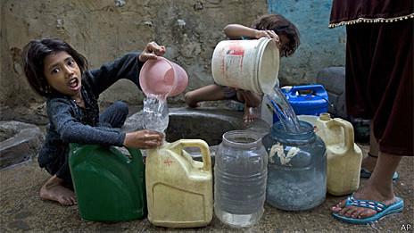 Água potável pode fazer diferença em crescimento