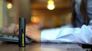 Criador de produto garante que spray tem efeito moderado e duradouro.