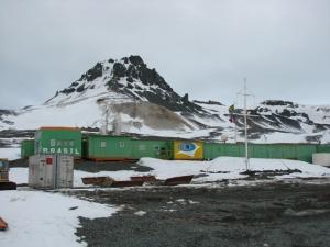 Antartida 2 Estação