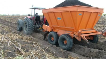 Indústrias conseguem reaproveitar resíduos em sua própria produção agrícola