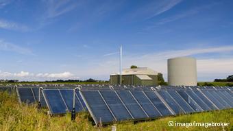 Fontes alternativas de energia ajudam a reduzir lançamento de CO2 na atmosfera.