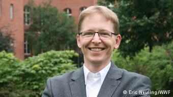 Jörg-Andreas Krüger é especialista em biodiversidade da WWF.