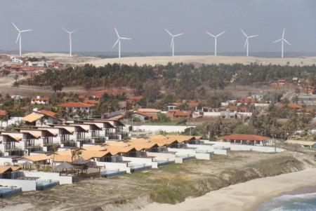 Em 2018 Brasil produzirá mais do triplo de energia eólica. Foto: Banco Mundial/Mariana Kaipper Ceratti.