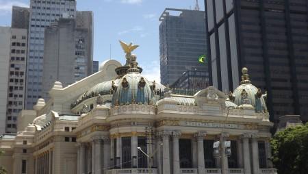 Teatro Municipal. Foto: Henrique Cortez.