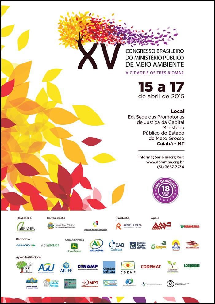 Divulgação XV Congresso