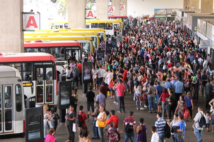 Em 20 anos, cerca de 60% dos brasileiros passaram a ter um nível de renda maior. Foto: Banco Mundial/ Mariana Kaipper Ceratti.