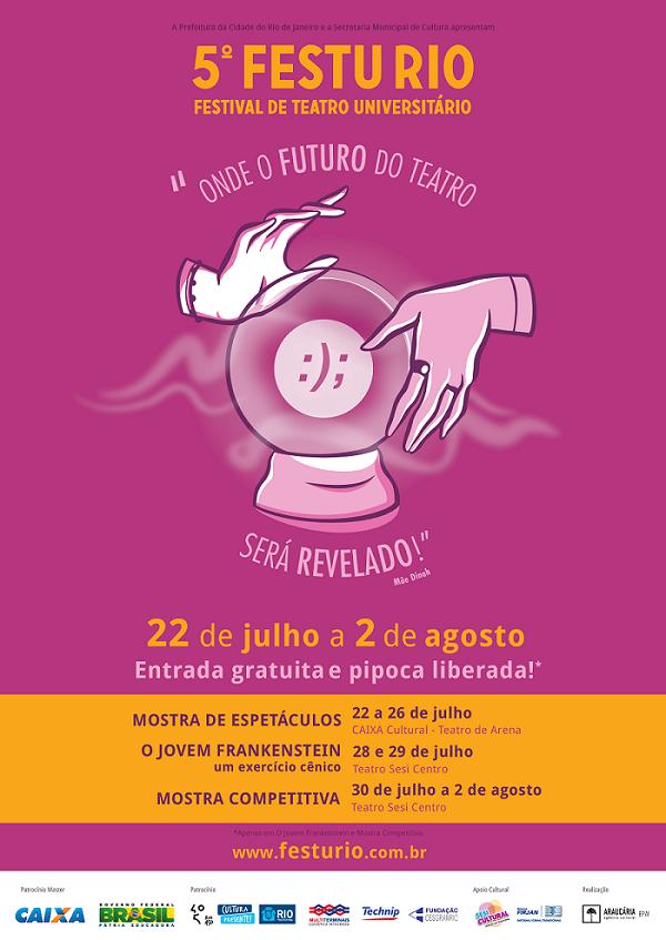 Festu Rio 5_Cartaz 2015