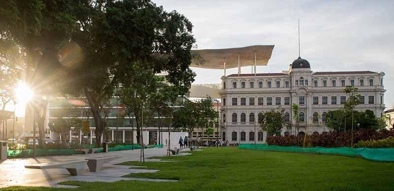 Museu de Arte do Rio.