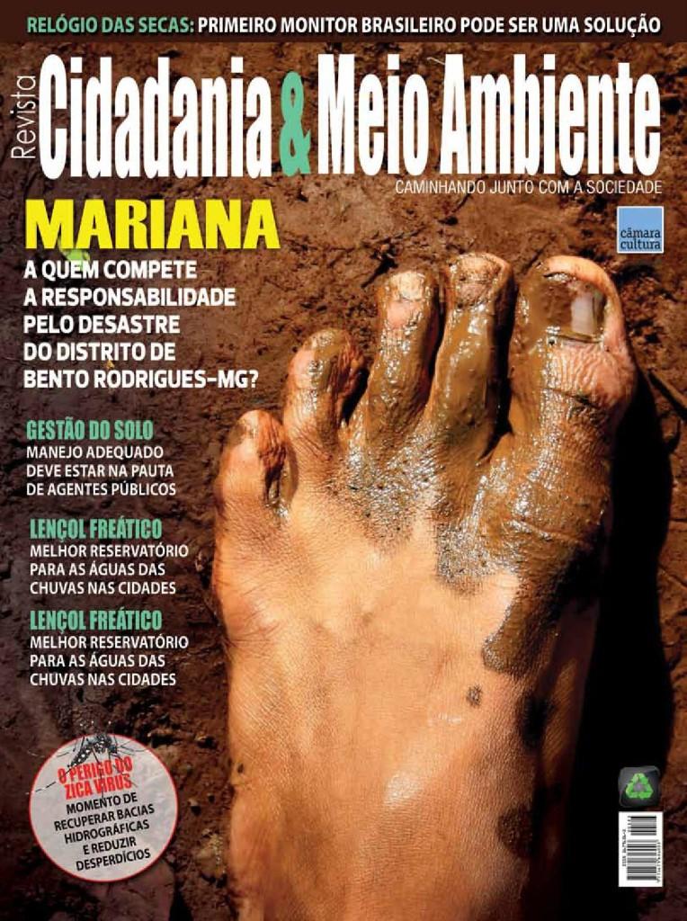 Revista Cidadania & Meio Ambiente - edição nº 56.