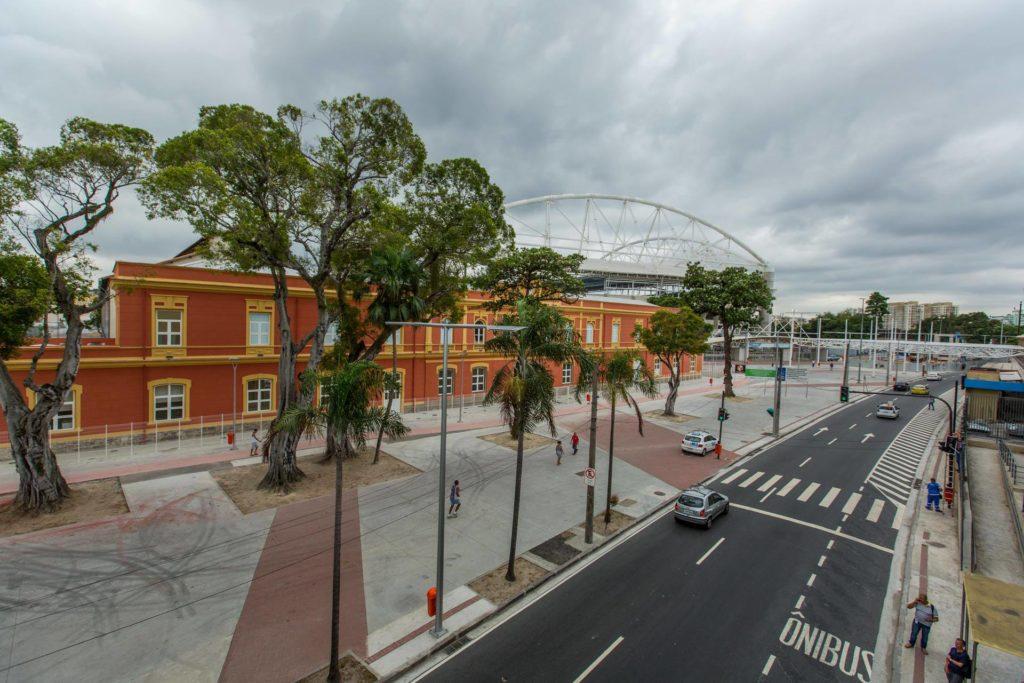 Praça do Trem - Divulgação Prefeitura (1)