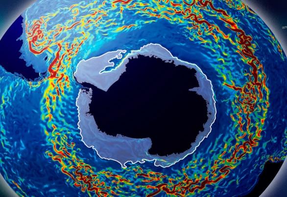 Em dez anos, Frente Polar deslocou para o sul duas vezes a média dos 900 anos anteriores, o que pode resultar na alteração da temperatura dos oceanos e de funções ecossistêmicas.